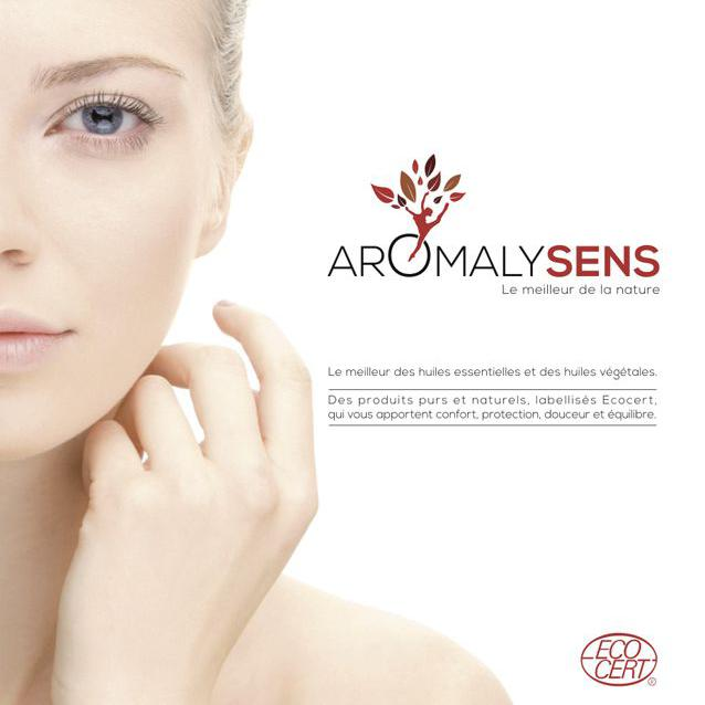 AROMALYSENS - identité visuelle & packaging